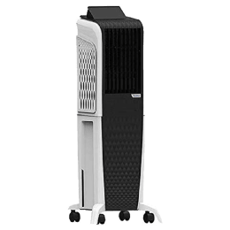 Symphony 40 Litres Tower Air Cooler (i-Pure Technology, DIET 3D - 40I, Black)_1
