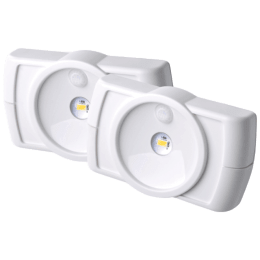 Mr. Beams Electric Powered 35 Watt Wireless Motion Sensor LED Slim Smart Light (MB852, White)_1