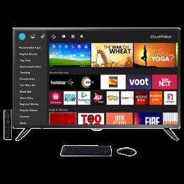 Cloudwalker 109.22 cm (43 inch) 4k Ultra HD LED Smart Screen (Black, 43SUA7)_1