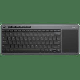 Rapoo Wireless Touch Keyboard (K2600, Grey)_1
