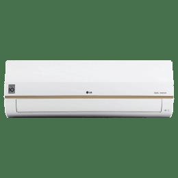 LG 1 Ton 4 Star Inverter Split AC (Wi-Fi Supported, Copper Condenser, LS-Q12GWYA, White)_1