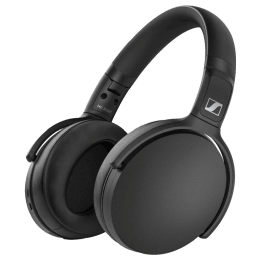 Sennheiser HD Bluetooth Headphones (350BT, Black)_1