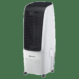 Bajaj 25 Litres Room Air Cooler (4 Way Timer Function, TDH25, White)_1