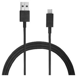 Xiaomi Mi 120 cm USB Charge and Sync Cable (SJV4154IN, Black)_1