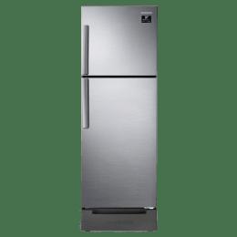 Samsung 253 Litres 2 Star Double Inverter Door Refrigerator (Stabilizer-Free Operation, RT28T3242S8/HL, Inox)_1