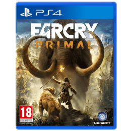 Ubisoft Far Cry Primal For PS4 (Action-Adventure Games, Standard Edition)_1