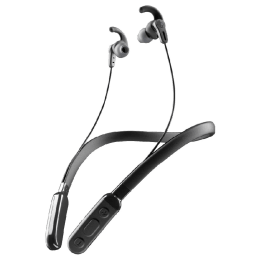 Skullcandy Inkd Plus Bluetooth Earphones (S2MHW-M448, Black)_1