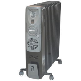 Sunflame 2900 Watt Oil Filled Room Heater (SF-955 NF, Silver)_1