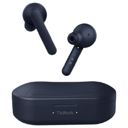 Mobvoi TicPods Free Truly Wireless Earbuds with Charging Case (Navy)_1