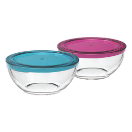 Roxx Pro 2 Piece Bowl Kit (Provided with Haier Microwave) (Freebie - Not Sold Separately)_1