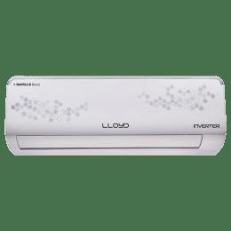 Lloyd 1.5 Ton 3 Star Inverter Split AC (Copper Condenser, LS18I32HAWA, White)_1