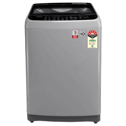 LG 10 Kg 5 Star Fully Automatic Top Loading Washing Machine (T10SJSF1Z.ASFQEIL, Middle Free Silver)_1