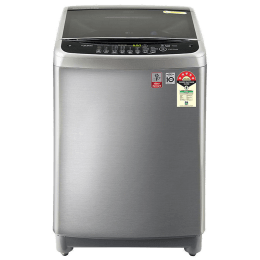 LG 8 Kg 5 Star Fully Automatic Top Loading Washing Machine (T80SJSS1Z.ASSQEIL, Stainless Steel VCM)_1