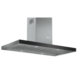 Bosch Serie 4 705m³/h 120cm Island Chimney (Touch Control, DIB128G50I, Stainless Steel)_1
