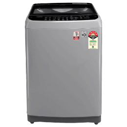 LG 9 Kg 5 Star Fully Automatic Top Loading Washing Machine (T90SJSF1Z.ASFQEIL, Middle Free Silver)_1