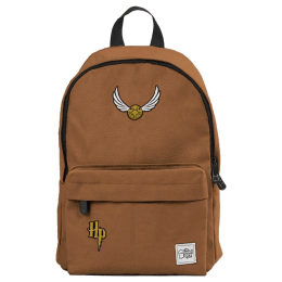 The Souled Store 12 Litres Harry Potter Snitched Bag (Tan)_1