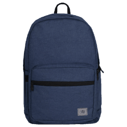 The Souled Store Solids 25 Litres Laptop Backpack (CR205, Classic Blue)_1