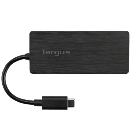 Targus 4-Port USB 3.1 to USB 3.0 (Type-A) USB Cable (ACH234AP, Black)_1