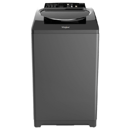 Whirlpool Stainwash Ultra 7.5 kg 5 Star Fully Automatic Top Load Washing Machine (In-Built Heater, Grey)_1