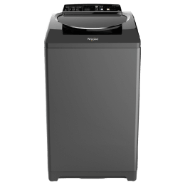 Whirlpool Stainwash Ultra 6.5 kg 5 Star Fully Automatic Top Load Washing Machine (In-Built Heater, Grey)_1