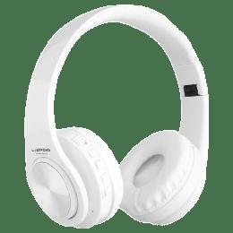 Lumiford LongDrive On-Ear Wireless Headphones (HD95, White)_1