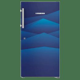 Liebherr 220 Litres 4 Star Direct Cool Single Door Refrigerator (Door Open Alarm, Db 2220, Blue Landscape)_1