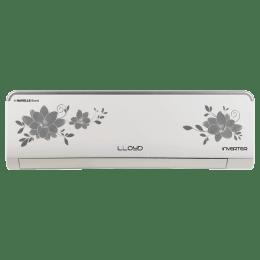 Llyod 1.5 Ton 5 Star Inverter Split AC (Copper Condenser, LS18I56HAWA, White)_1