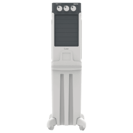 Voltas 35 Litres Tower Air Cooler (Ice Chamber, Slimm 35, White)_1