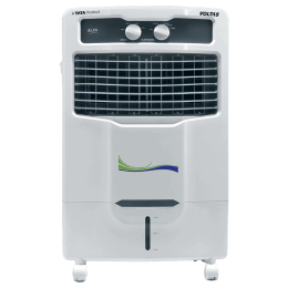 Voltas 15 Litres Personal Air Cooler (Honeycomb Cooling Pads, Alfa 15, White)_1