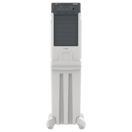 Voltas 35 Litres Tower Air Cooler (Eco Cool Mode, Slimm 35T, White)_1