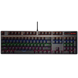 Rapoo V500 Pro Mechanical Gaming Keyboard (Black)_1