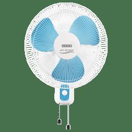 Usha 40 cm Wall Fan (Mist Air Duos, White)_1