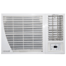 Croma 1.5 Ton 5 Star Window AC (CRAC1172, Copper Condenser, White)_1