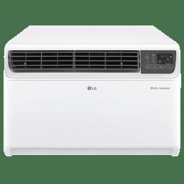 LG 1 Ton 5 Star Inverter Window AC (Wi-Fi Supported, Copper Condenser, JW-Q12WUZA, White)_1