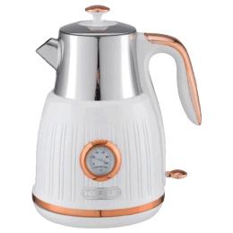 Hafele 1.6 Litres Kettle (Queen, White)_1