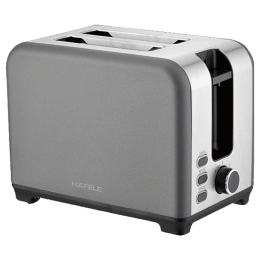 Hafele 2-Slot Electric Toaster (Amber Jade, Grey)_1