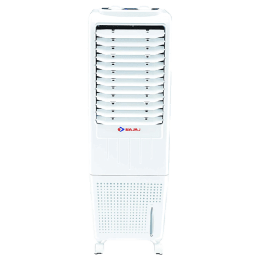 Bajaj 20 Litres Room Air Cooler (3 Way Speed Control, TMH20, White)_1