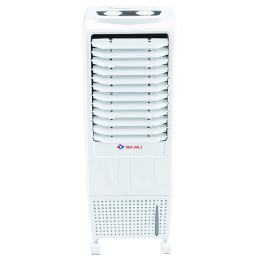 Bajaj 12 Litres Room Air Cooler (3 Way Speed Control, TMH12, White)_1