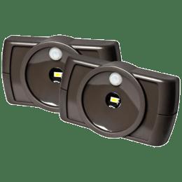 Mr. Beams Electric Powered 35 Watt Wireless Motion Sensor LED Slim Smart Light (MB862, Black)_1