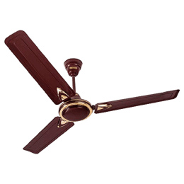 Usha 120 cm Ceiling Fan (Trump Plus, Rich Brown)_1