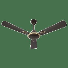 Usha 120 cm 3 Blade Ceiling Fan (Striker Platinum Deep Met, Metallic Brown)_1