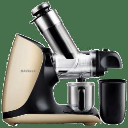 Havells Nutriart 200 Watt Juicer (GHFCJCQE020, Black)_1