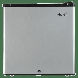 Haier 52 Litres 2 Star Direct Cool Single Door Refrigerator (Antibacteria System, HR-62VS, Silver)_1