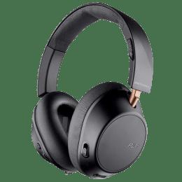Plantronics BackBeat Wireless Headphones (Go 810, Graphite Black)_1