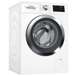 Bosch 9 kg Fully Automatic Front Loading Washing Machine (WAT28661IN, White)_1