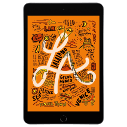 Apple iPad Mini (MUU32HN/A) Wi-Fi 20.06 cm (7.9 inch), Space Grey, 256 GB_1