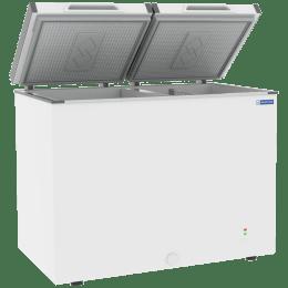 Blue Star 400 litres Deep Freezer (CHF400HGW, White)_1