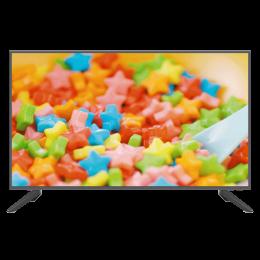 Croma 109 cm (43 inch) Full HD LED Smart TV (CREL7345, Black)_1