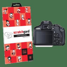 Scratchgard Screen Guard for Canon EOS 1500D (Transparent)_1