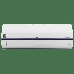 LG 1 Ton 5 Star Inverter Split AC (Wi-Fi Supported, Copper Condenser, KS-Q12BWZD, White)_1